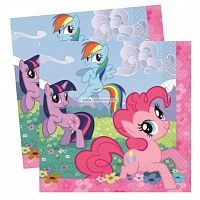 "Салфетки ""My Little Pony"" 33 см 16 шт"